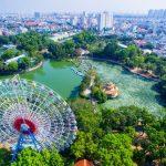 Trọn bộ kinh nghiệm đến khu du lịch văn hóa Đầm Sen năm 2021