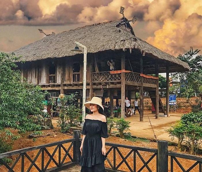 Review làng văn hóa dân tộc Việt Nam