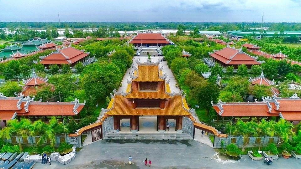 Khu du lịch văn hóa Phương Nam